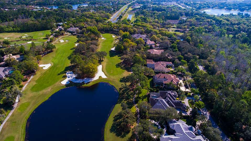 Legacy Country Club, Fazio Course