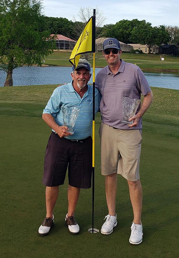 Tony Antin & Brad Johnson